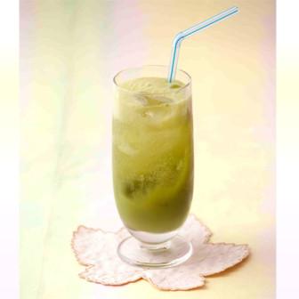 【レモン&青汁サワー】(ノンアル)