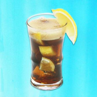 レモンもコーラも大好き【炭酸ピチピチレモンコーラ】  (ノンアル)
