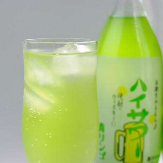 甘すぎないのがいい【青リンゴな白ワイン】 軽くって炭酸シュワシュワ・