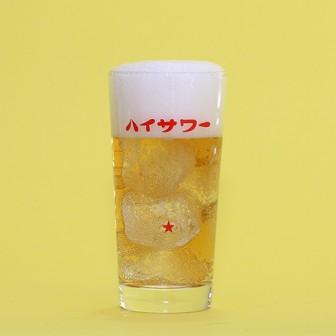 王道!【ハイサワーハイッピーレモンビアテイスト】 焼酎と割って作る