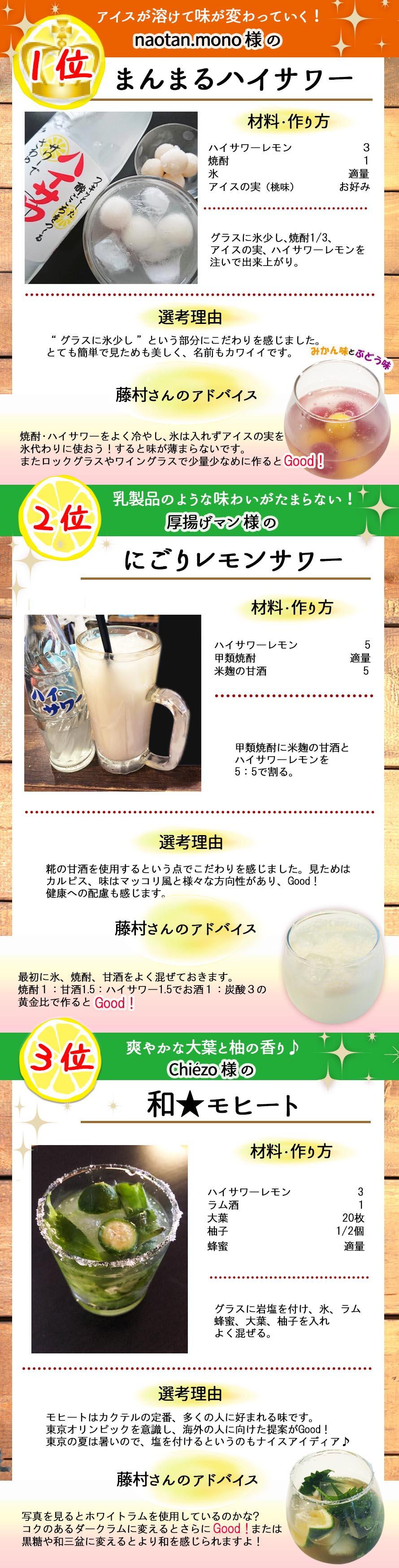 20181012_進化形レシピ_当選発表ページ